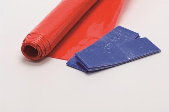 Antirutsch-Folie blau (1 m x 40 cm)
