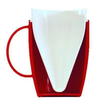 Tazza rossa (infrangibile)