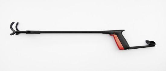 Greifzange mit Unterarmstütze