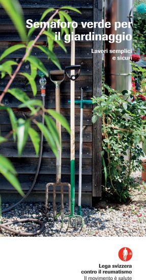 Semaforo verde per il giardinaggio
