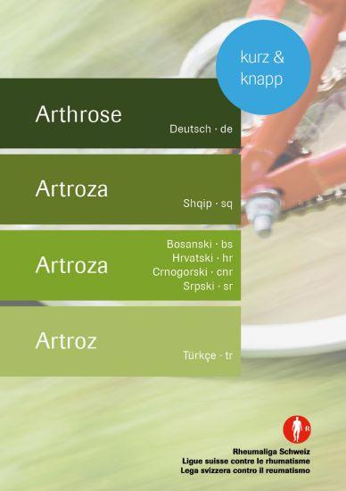Arthrose Artroza Artroza Artroz