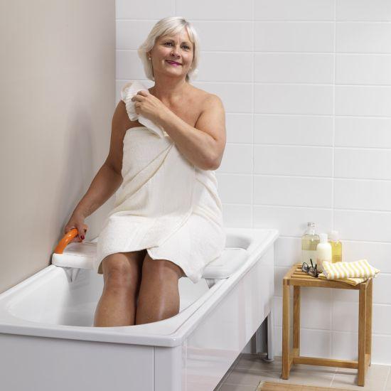 Planche de bain longue