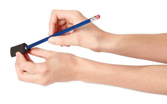 Impugnatura facilitata per matite triangoli