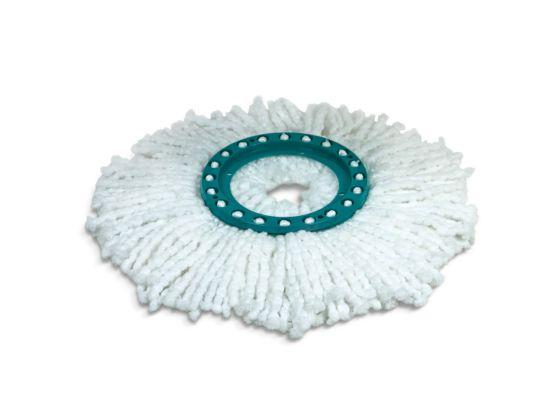 Testina sostitutiva per lavapavimenti a frange