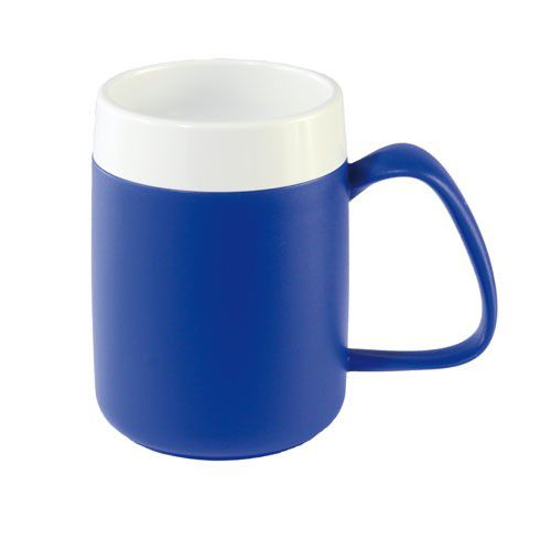 Tasse bleu (incassable)