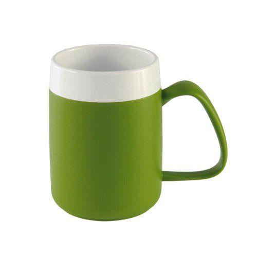 Tasse vert (incassable)