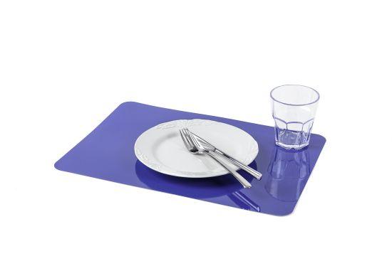 Tischset blau